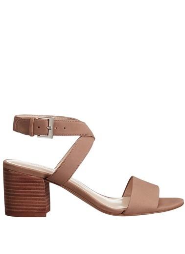 %100 Nubuk Klasik Ayakkabı-Nine West